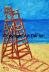 The Watch Guard Chair, artist Amir Wahib in Gallery Art Danish