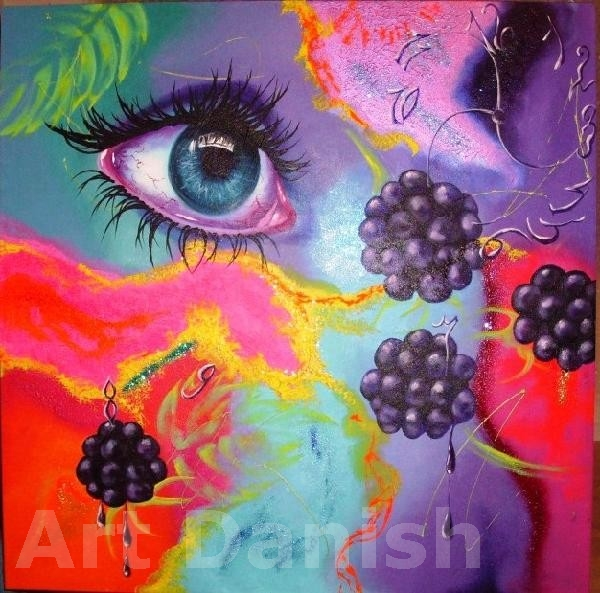 Fruity Time acryl