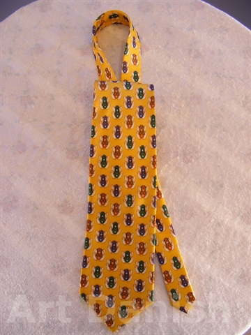 SLIPS 1,40 cm lång, 10 cm bred new wide ties