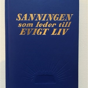 book sanningen The truth that leads to eternal life